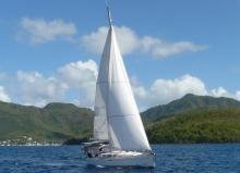 Dufour 40 Performance : En navigation